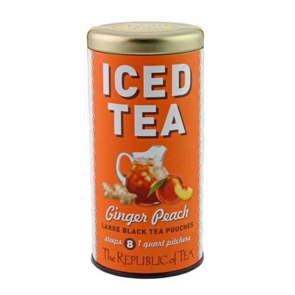 Iced Tea Ginger Peach - Eistee