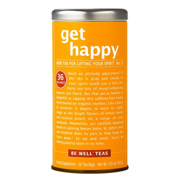 Get Happy Tee - The Republic of Tea