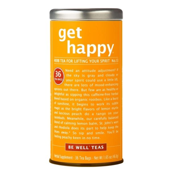 Get Happy Tee - The Republic of Tea