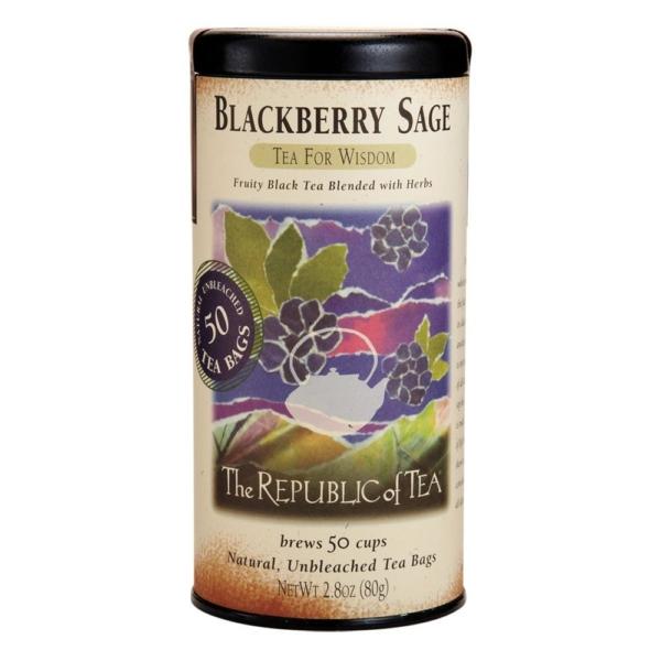 Blackberry Sage Tee