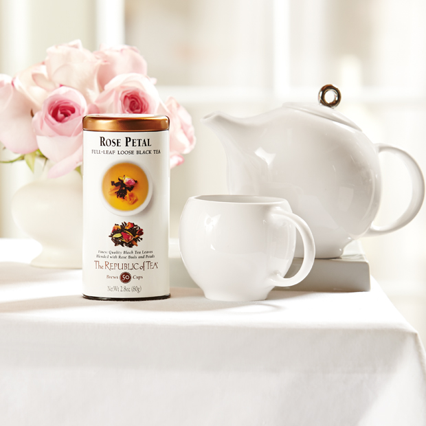 Rose Petal Tee